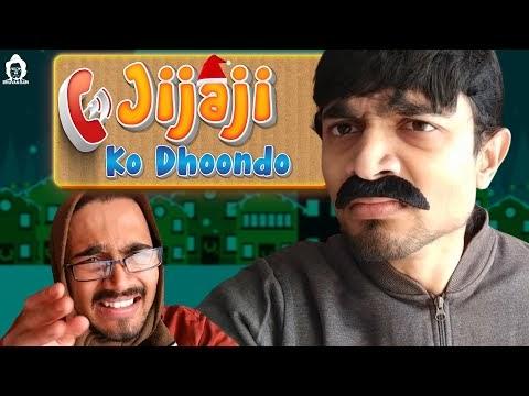 BB Ki Vines- | Jijaji Ko Dhoondo |