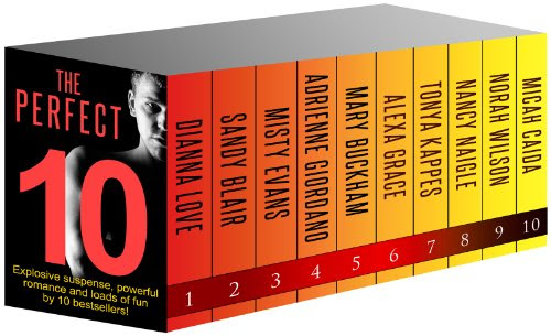 THE PERFECT TEN (Boxed Set) by Dianna Love