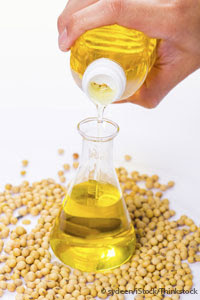 soybean oil composition