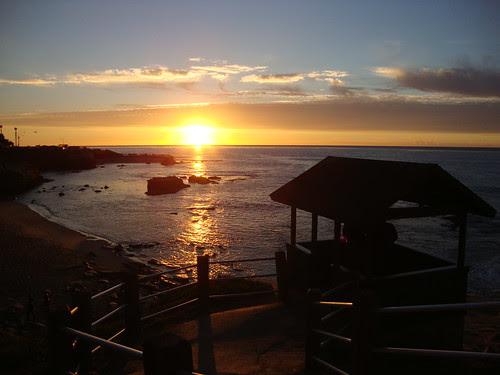 La Jolla sunset 11/24/13