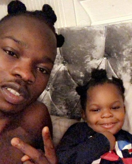 Check out naira marley's son Picture  that got everybody Attention.