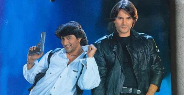 Missing the 90's film thrill? Check out unreleased poster from Arshad Warsi and Arbaaz khan's movie!!