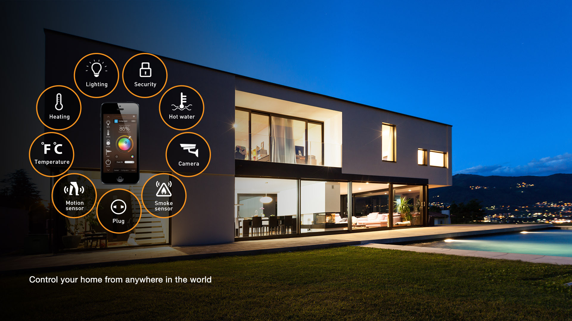 Landmark Construction Smart Home 1