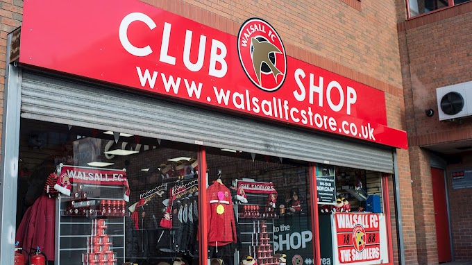The Club Shop at Banks's Stadium to Reopen Next Week