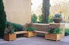 Gardenside :: Benches :: Modular Planter Bench