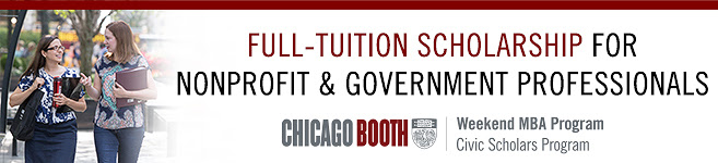 Booth School Scholarships