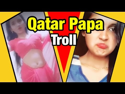 QATAR PAPA LATEST EXPOSING VIDEO | QATAR PAPA TIKTOK VIDEOS | LATEST TELUGU TROLLS