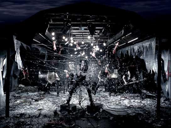 brokthinkwincoe: joey jordison wallpaper  Joey Jordison Drums Wallpaper