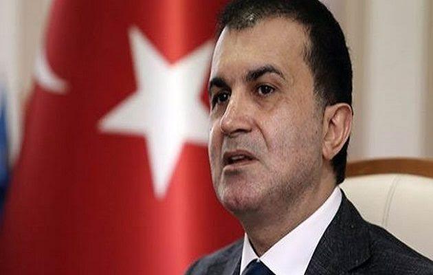 Τούρκος υπουργός: Μας πρόδωσαν οι ηγέτες της Ευρωπαϊκής Ένωσης
