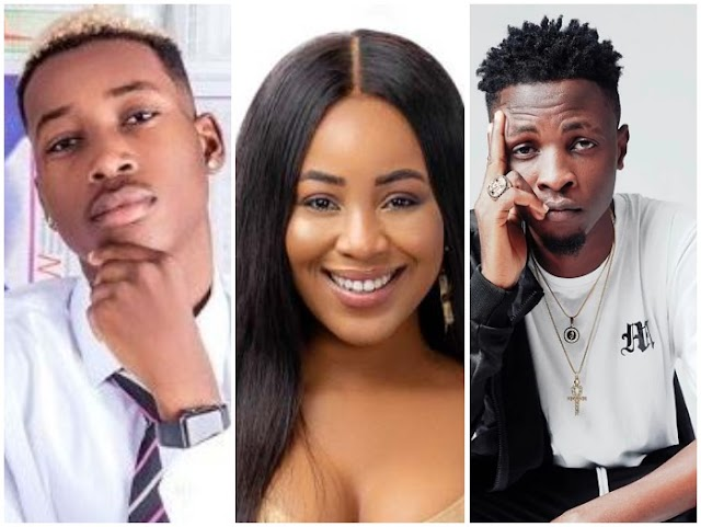 If Laycon Behaved Like Lil Frosh When He Was In BBNaija House, What Do You Think Would Have Happened To Erica?