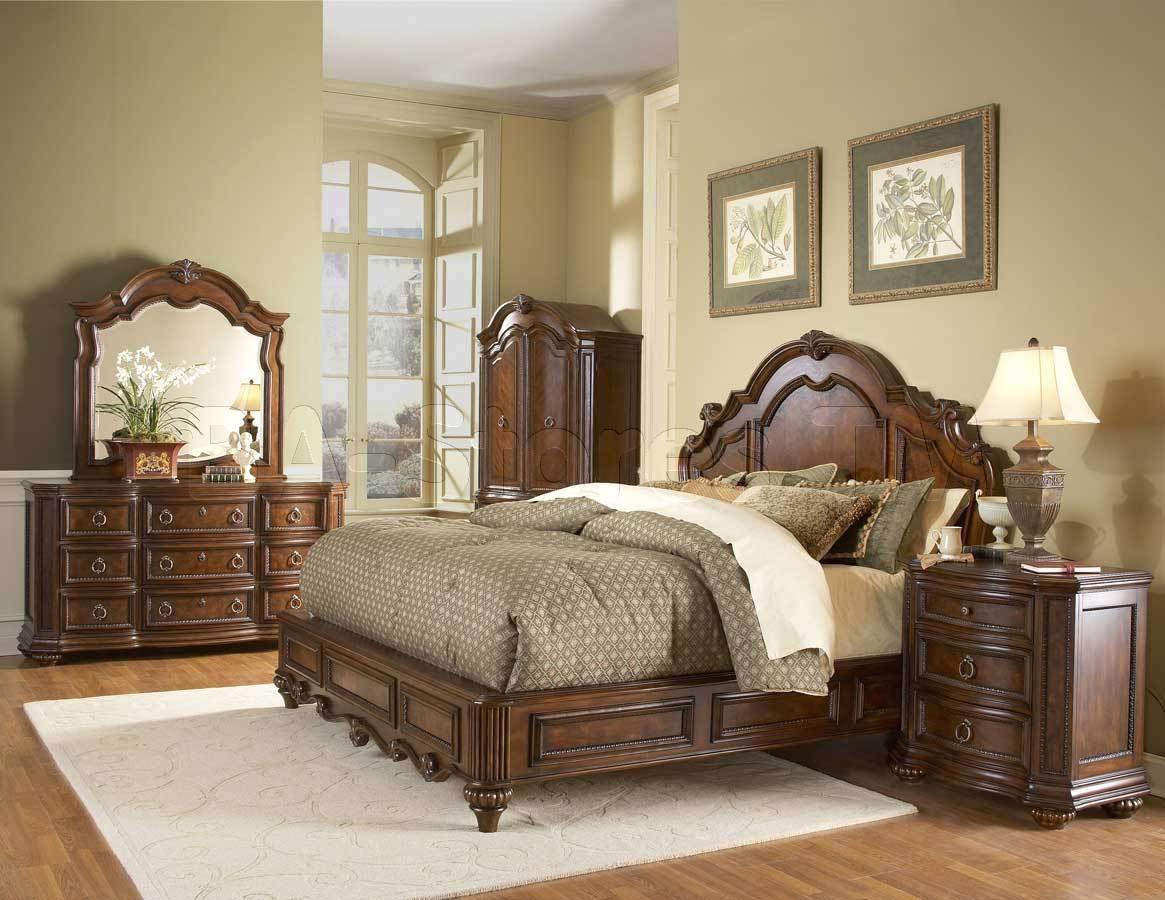 Bedroom Furniture Sets As Bedroom Equipment For Comfort