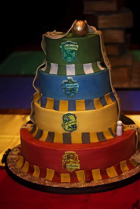 This Harry Potter Inspired Wedding Will Make You Believe
