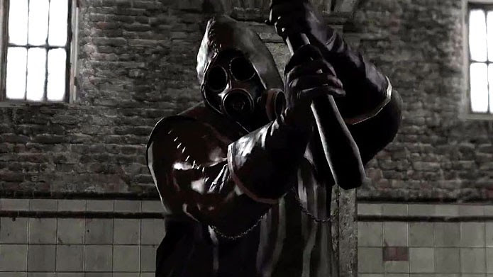 Bogeyman aparece como um dos principais monstros de Silent Hill: Downpour (Foto: Divulgação)