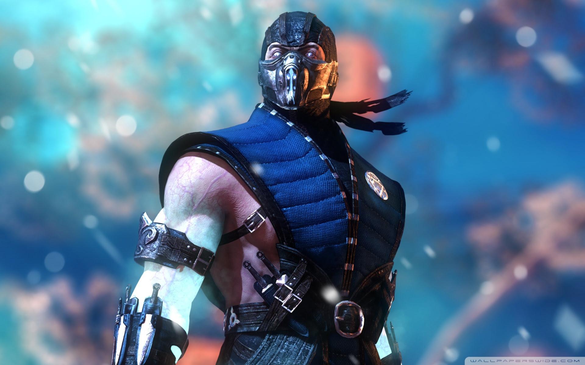 Mortal Kombat X Ultra Hd Desktop Background Wallpaper For 4k Uhd