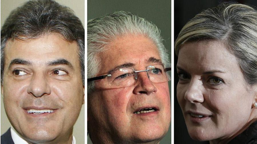Candidatos Paraná