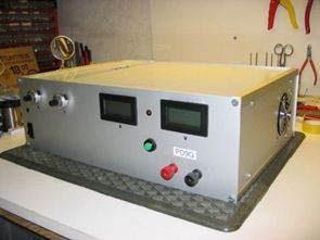 2.8v-24v với L200 2-20 Amp Điều chỉnh Nguồn cung cấp