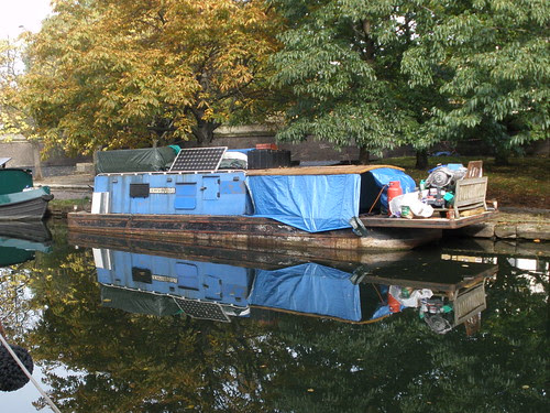 Little Venice & Paddington Arm, Grand Union Canal, London