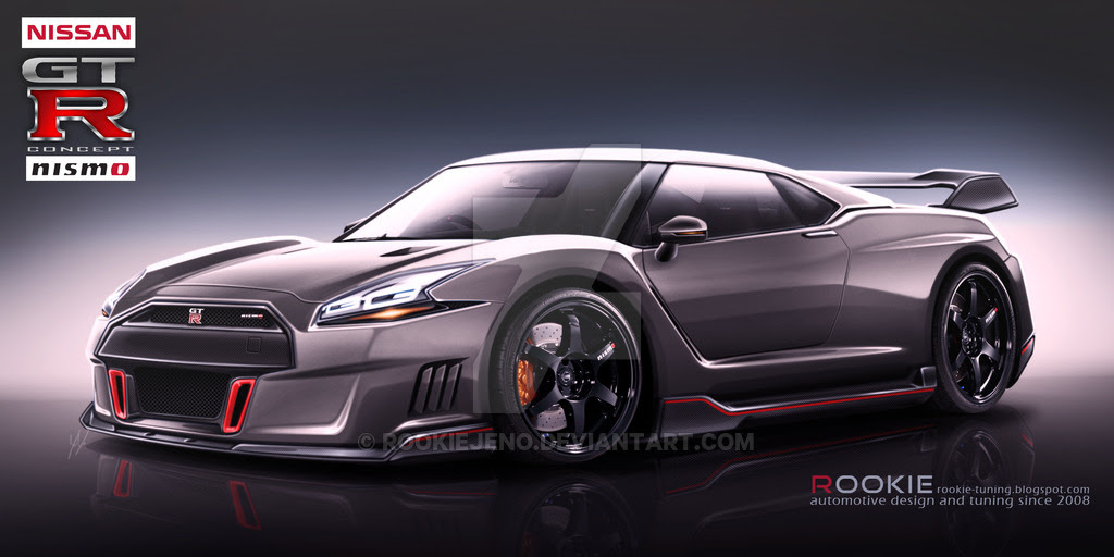 Image Gallery 2019 Gtr Concept