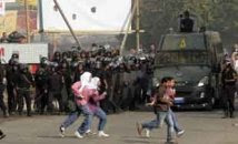 Egitto  Manifestazioni