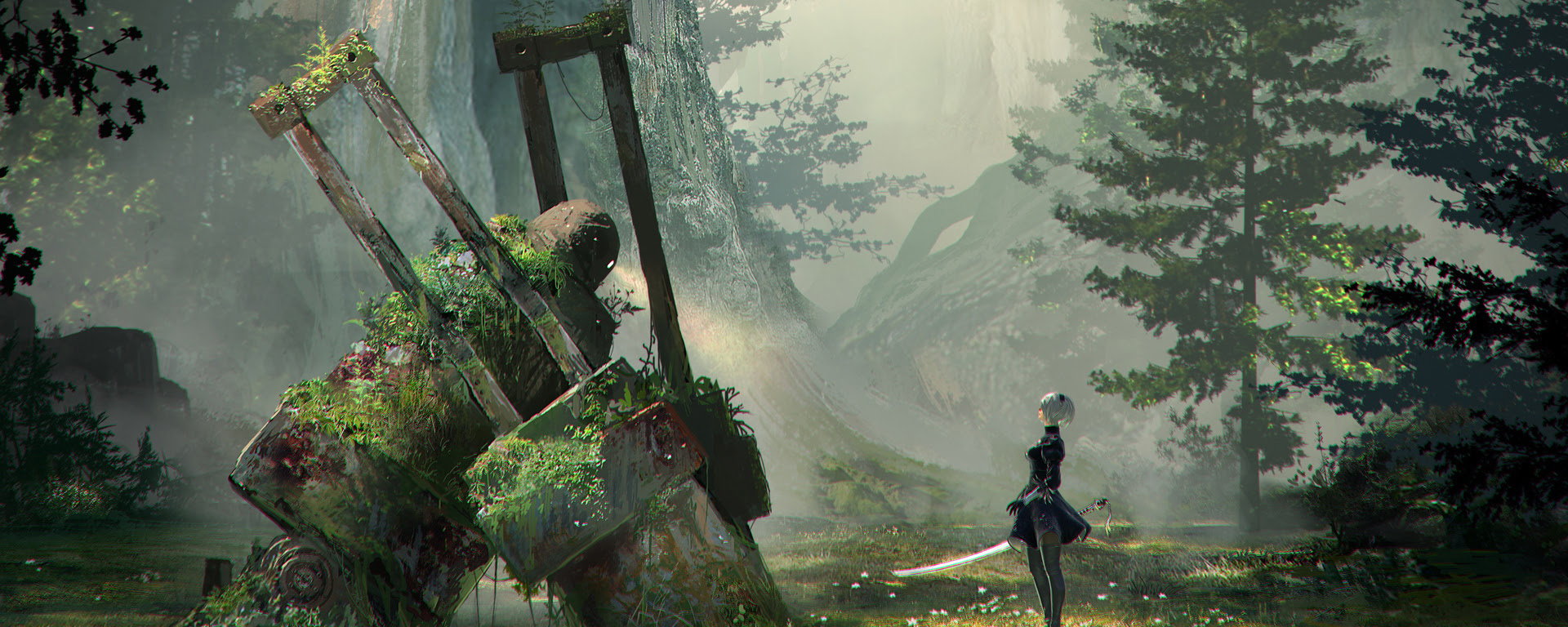 Square Enix is hiring for a NieR project screenshot