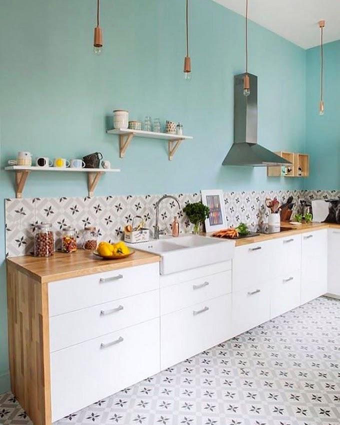 Keramik Yang Cocok Untuk Dapur | Ide Rumah Minimalis