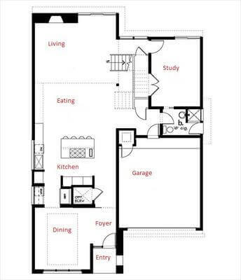 SketchUp: Floor Plans | ArchitectureCourses.Org