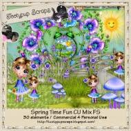 Spring Time Fun Elements FS CU
