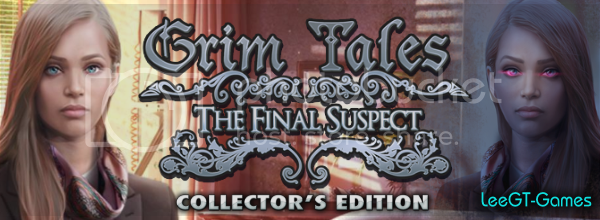 Grim Tales 8: The Final Suspect Collectors Edition [Final Version]