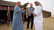 Is Bush watching some Arabs doing shiluach hakan?