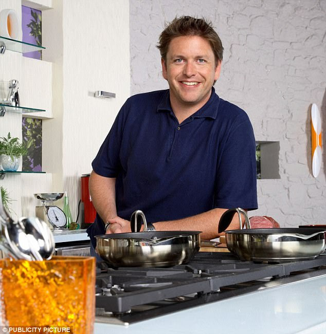 James Martin returns to Saturday morning TV | Daily Mail ...