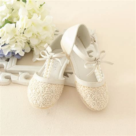 Flat Wedding Sandals For Bride