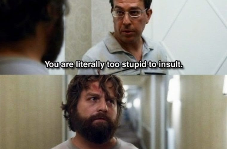 Elegant Funny Quotes From The Hangover - Paulcong