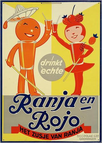 Ranja en Rojo 1925-1950