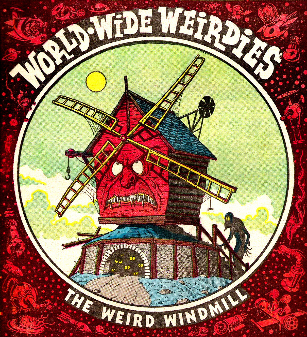 Ken Reid - World Wide Weirdies 68