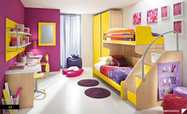 lovely-decorating-teenage-girls-bedroom-ideas | Fantastic Viewpoint