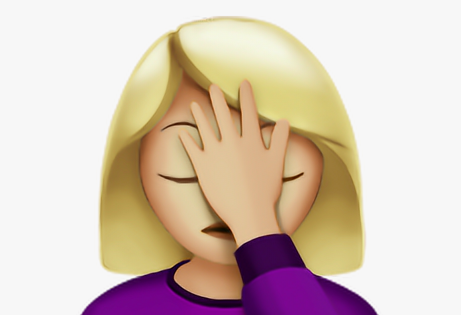 Emoji Meme Face With Hand