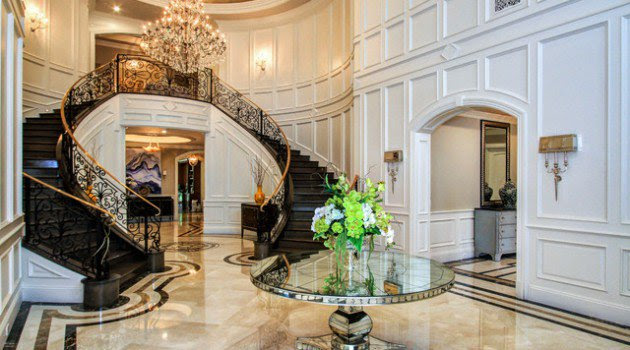 Classic And Fabulous Traditional Entry Designs - Interior ...