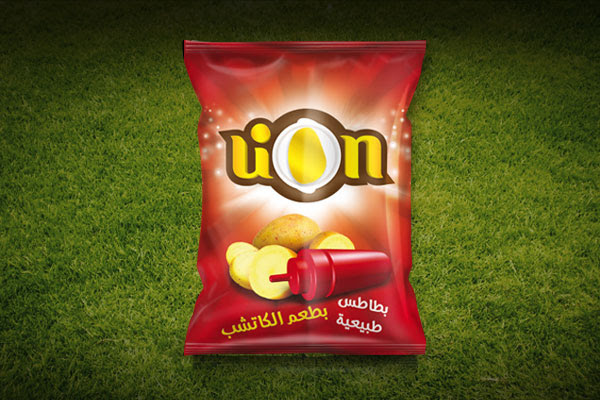 Lion Potato chips Packaging design ideas 2 30+ Crispy Potato Chips Packaging Design Ideas