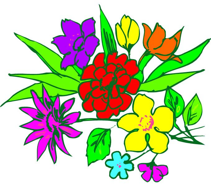 Free Flower Images Clipart Download Free Clip Art Free Clip Art On