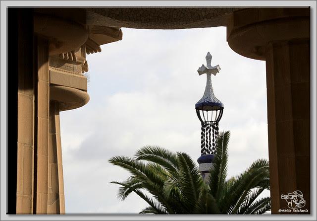 12 Park Güell de Barcelona