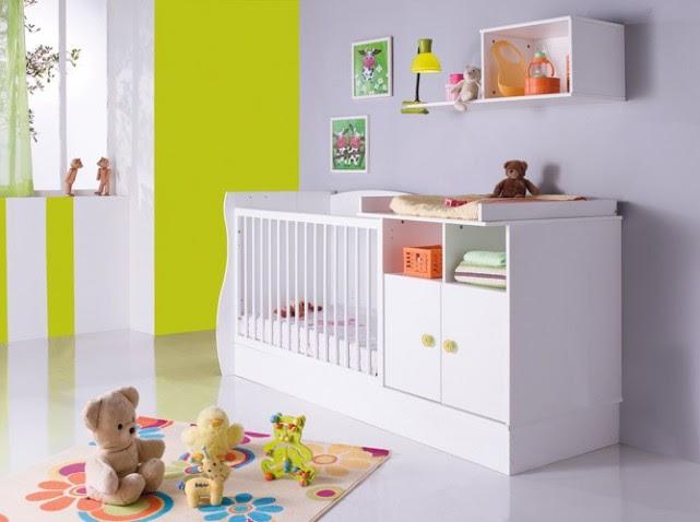 Lit Bebe Avec Table A Langer Ikea