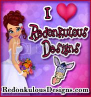 Redonkulous Designs Digital Stamps