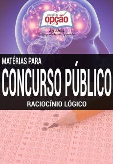 Matérias para Concursos Públicos-RACIOCÍNIO LÓGICO-MATEMÁTICA-LÍNGUA PORTUGUESA-LÍNGUA INGLESA-LEGISLAÇÃO ELEITORAL-INFORMÁTICA-DIREITO PROCESSUAL PENAL-DIREITO PROCESSUAL DO TRABALHO-DIREITO PREVIDENCIÁRIO-DIREITO EMPRESARIAL-DIREITO DO TRABALHO-DIREITO CIVIL-DIREITO ADMINISTRATIVO-CONSTITUIÇÃO FEDERAL-CONSOLIDAÇÃO DAS LEIS DO TRABALHO-CÓDIGO TRIBUTÁRIO-CODIGO PENAL-CÓDIGO DE PROCESSO CIVIL