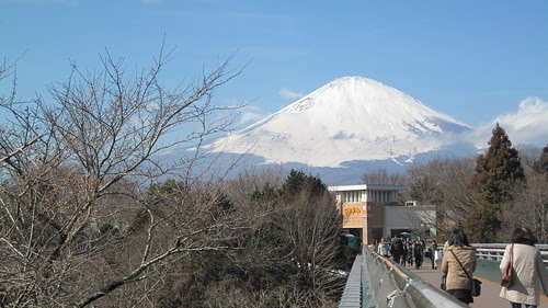 御殿場的富士山 Fuji san from Gotemba