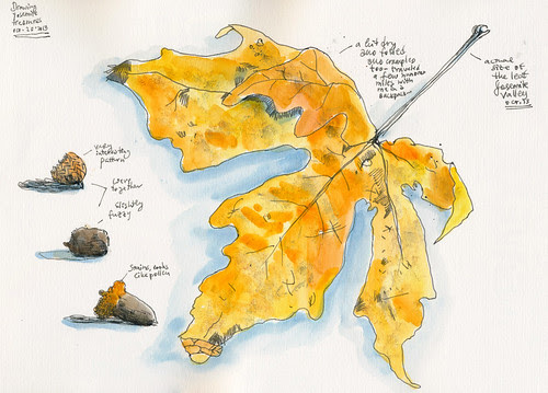 Oct 2013: Yosemite Trip - Treasures by apple-pine