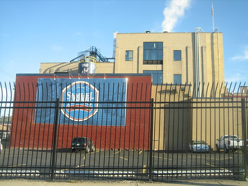 Samuel Adams Brewery in Cincinnati