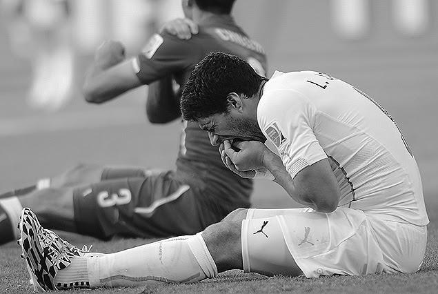 Dura sanción de la FIFA para Luis Suárez.