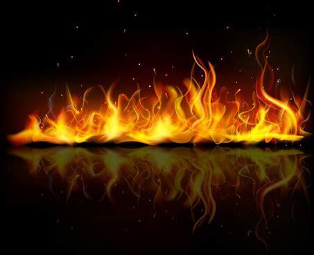 fire background vector  vector