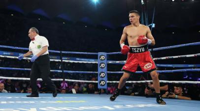 Сын Цзю может провести бой с российским боксёром Курбановым