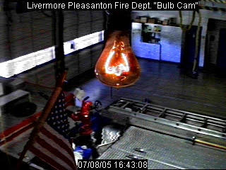 Centennial Bulb webcam
